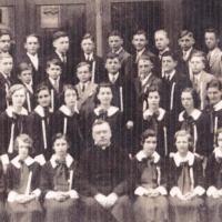 St. Theodore  - Class of 1933