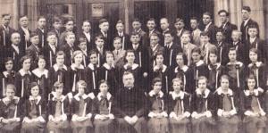 My Graduation Class - St. Theodore 1933