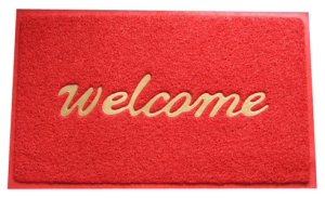 Put Out The Red Carpet Of Welcome