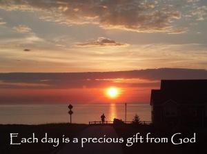 Precious Gift Sunrise 2
