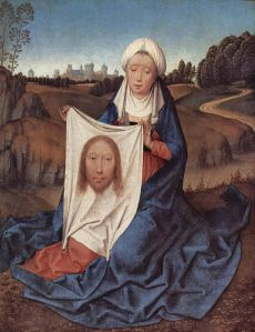 Saint Veronica, by Hans Memling Via Wikipedia