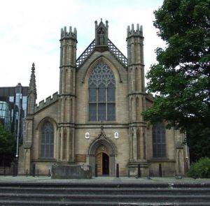 St. Andrew's Cathedral Glasgow, Scotland  Picture via Wiki Commons