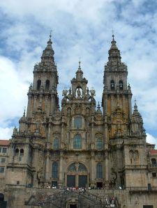 Cathedral Santiago de Compostela Picture via Wikipedia