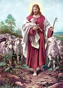The Lord Is My Shepherd  Bernard Plockhorst