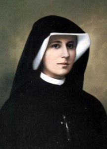 Sister Faustina, Via Wikimedia Commons