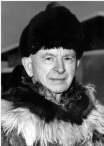 Francis Doyle Gleeson, SJ Bishop of Fairbanks 1962 – 1968 January 17, 1895 – April 30, 1983 Picture via The Alaskan Shepherd