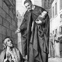 Turn Not Your Face From The Poor (Book of Wisdom)