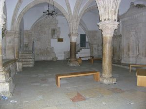Jerusalem: Cenacle Marco Plassio, Wikimedia Commons